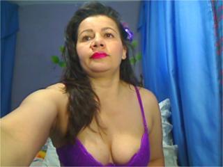AsSofia live oral sex show