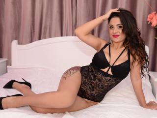 AyllinRubio szexi modell képe, a nagyon forró webkamerás él? show-hoz!