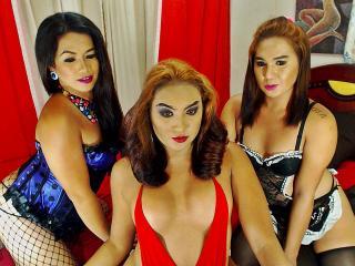 Velmi sexy fotografie sexy profilu modelky FullXpackage pro live show s webovou kamerou!