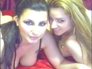 Picture of the sexy profile of 2HotGirls4you, for a very hot webcam live show !