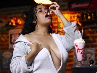 Webcam sex with AgataBela webcam model