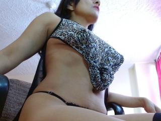 KarlaHotLatineX smoking cam girl