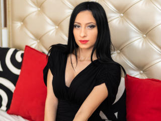 Picture of the sexy profile of AbrillAmaya, for a very hot webcam live show !