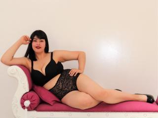 Hình ảnh đại diện sexy của người mẫu AlexaTits để phục vụ một show webcam trực tuyến vô cùng nóng bỏng!