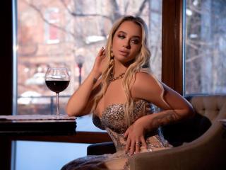 Hình ảnh đại diện sexy của người mẫu AlexSilvia để phục vụ một show webcam trực tuyến vô cùng nóng bỏng!