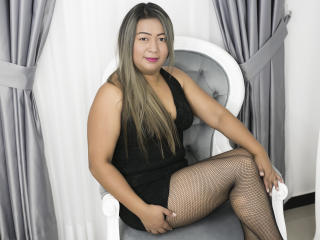 Photo de profil sexy du modèle AlissonKeer, pour un live show webcam très hot !