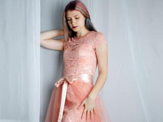 Velmi sexy fotografie sexy profilu modelky AllisonArdent pro live show s webovou kamerou!