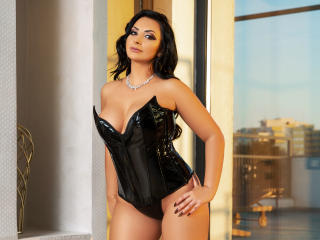 Sexet profilfoto af model AllurDreams, til meget hot live show webcam!