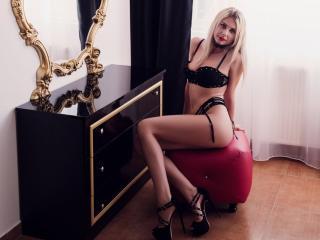 Hình ảnh đại diện sexy của người mẫu Ammalyaa để phục vụ một show webcam trực tuyến vô cùng nóng bỏng!