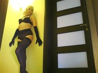 Photo de profil sexy du modèle Analia, pour un live show webcam très hot !