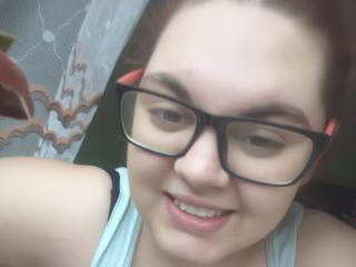 Model AngeKiss'in seksi profil resmi, çok ateşli bir canlı webcam yayını sizi bekliyor!