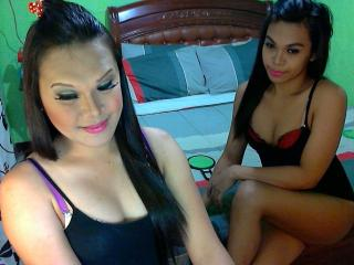Picture of the sexy profile of AsianCreamPieDuo, for a very hot webcam live show !