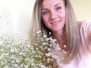 Model AzaleaCherry'in seksi profil resmi, çok ateşli bir canlı webcam yayını sizi bekliyor!