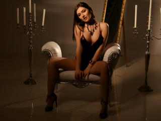 Sexy profilbilde av modellen  BelovedEllie, for et veldig hett live webcam-show!