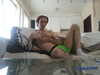 Picture of the sexy profile of BenMax69, for a very hot webcam live show !