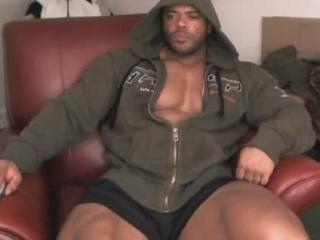 Picture of the sexy profile of BigSir, for a very hot webcam live show !
