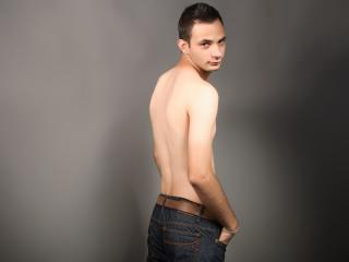 Picture of the sexy profile of BillyTanner, for a very hot webcam live show !