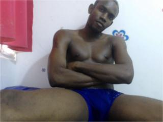 Picture of the sexy profile of BlackHardDick, for a very hot webcam live show !