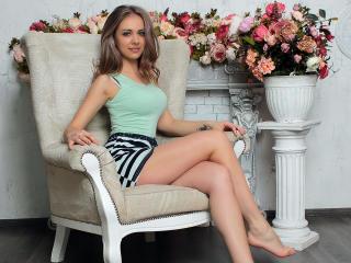 Sexy Profilfoto des Models BonieJewel, für eine sehr heiße Liveshow per Webcam!