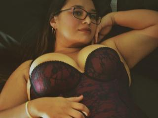 Photo de profil sexy du modèle CarlaXHotty, pour un live show webcam très hot !