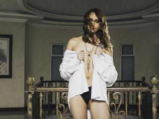 Hình ảnh đại diện sexy của người mẫu CelesteLoveSweet để phục vụ một show webcam trực tuyến vô cùng nóng bỏng!