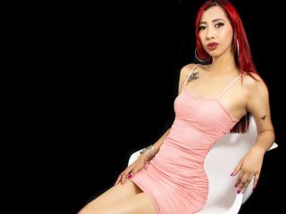 Velmi sexy fotografie sexy profilu modelky ChanelHotPlay pro live show s webovou kamerou!