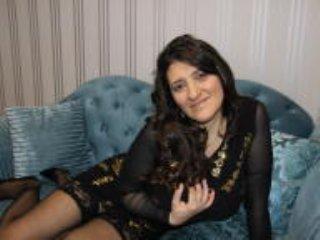 Velmi sexy fotografie sexy profilu modelky ChaudBisou pro live show s webovou kamerou!