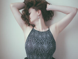 Sexet profilfoto af model ChicEva, til meget hot live show webcam!