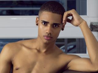 Foto van het sexy profiel van model ChristianDisick, voor een zeer geile live webcam show!
