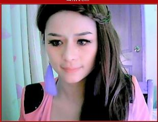 Picture of the sexy profile of Cnxiaoangle, for a very hot webcam live show !