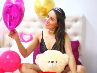 Velmi sexy fotografie sexy profilu modelky ConejitaLinda pro live show s webovou kamerou!