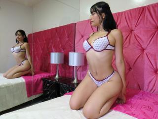 Model DakottaSexy'in seksi profil resmi, çok ateşli bir canlı webcam yayını sizi bekliyor!