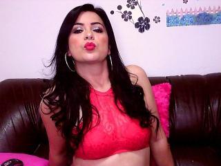 Foto de perfil sexy de la modelo DeepSelena, ¡disfruta de un show webcam muy caliente!