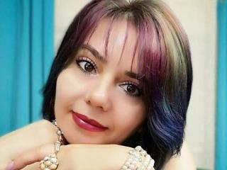 Foto de perfil sexy de la modelo DilaDreams, ¡disfruta de un show webcam muy caliente!