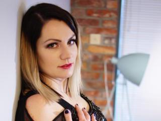 Velmi sexy fotografie sexy profilu modelky DirtyClaire pro live show s webovou kamerou!