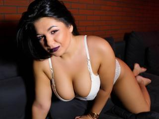 Velmi sexy fotografie sexy profilu modelky DixieMorecocks pro live show s webovou kamerou!
