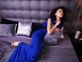 Velmi sexy fotografie sexy profilu modelky EdenElite pro live show s webovou kamerou!