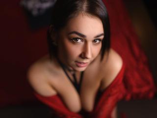 Model ElMacson'in seksi profil resmi, çok ateşli bir canlı webcam yayını sizi bekliyor!