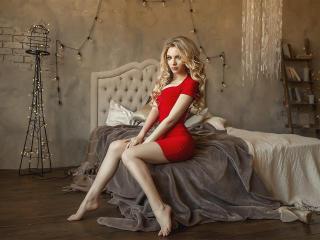 Hình ảnh đại diện sexy của người mẫu EmiliaSweetDream để phục vụ một show webcam trực tuyến vô cùng nóng bỏng!