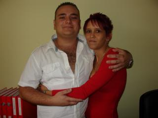 Picture of the sexy profile of Eroticouple21, for a very hot webcam live show !