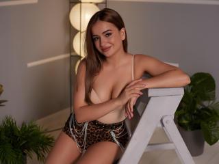 Model EvaBilberry'in seksi profil resmi, çok ateşli bir canlı webcam yayını sizi bekliyor!