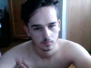 Picture of the sexy profile of FabHotBoy, for a very hot webcam live show !