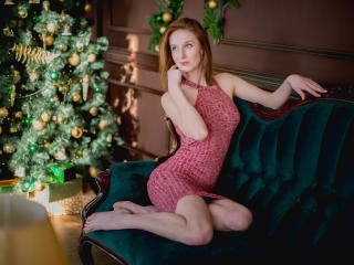 Sexet profilfoto af model FairyTime, til meget hot live show webcam!