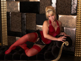 Velmi sexy fotografie sexy profilu modelky FetishMilfX pro live show s webovou kamerou!