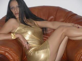 Photo de profil sexy du modèle FetisQueen, pour un live show webcam très hot !