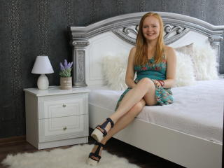Sexet profilfoto af model FocusOnMind, til meget hot live show webcam!