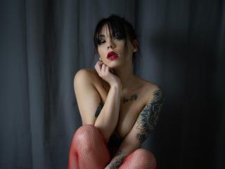 Foto de perfil sexy de la modelo GentilleFille, ¡disfruta de un show webcam muy caliente!