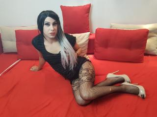 Picture of the sexy profile of GinaGonzales, for a very hot webcam live show !