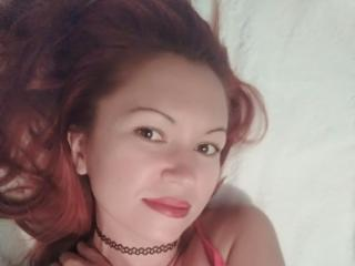 Photo de profil sexy du modèle GinaLoveJoy, pour un live show webcam très hot !