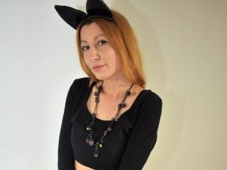Фото секси-профайла модели GinnyGold, веб-камера которой снимает очень горячие шоу в режиме реального времени!
